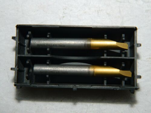 Horn Grooving Tool Standard Carbide Inserts  QTY 2  RU105316246TN35