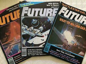 3-x-Future-Life-Magazine-4-5-6-1978-Steven-Spielberg-Battlestar-Galactica