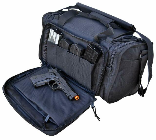 Explorer Tactical Range Ready Bag 18 Inch For Pistols Ammo Gear Shooting