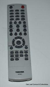 TOSHIBA SE-R0213 DVD Remote Control For SD3990SU SD4000KU SDK760SU SDK760 SD3990