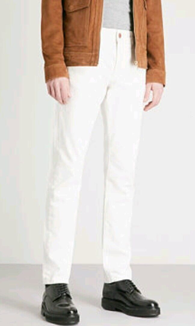 Designer REISS Fugee straight slim jeans size 30