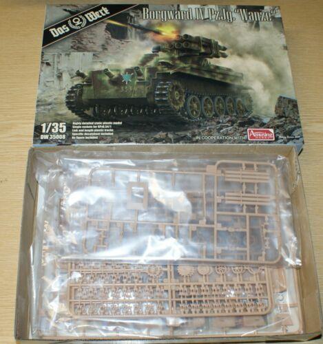 Borgward B.IV mit 8,8cm Panzerfaust von DasWerk in 1//35