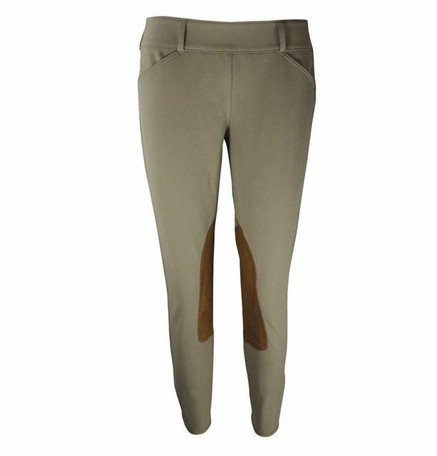 Tailored Sportsman Ladies Trophy  Hunter Side Zip Riding Breeches 32R 32L Tan NWT  factory outlet