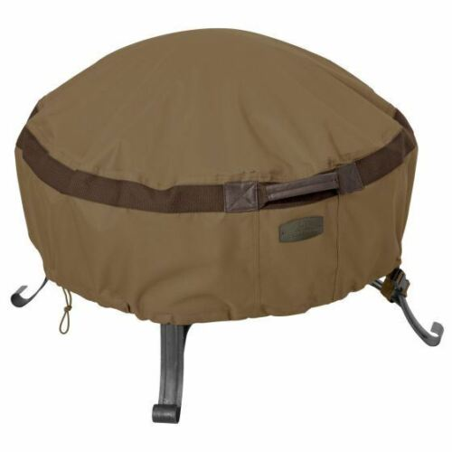 Hickory Full Coverage Fire Pit Cover Large