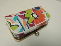 Fossil Ivy Frame Cosmetic In Bright Floral