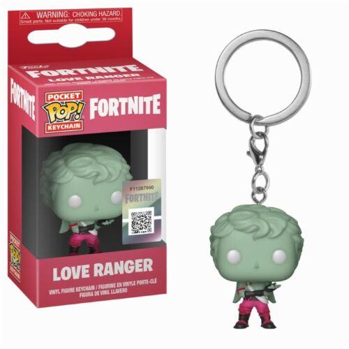 Fortnite Battle Royale Love Ranger Pocket POP Keychain Schlüsselanhänger Funko