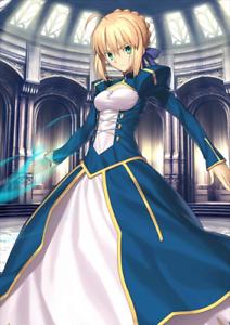 Saber NA//ENG Fate Grand Order FGO Altria//Artoria Pendragon 0-100SQ starter