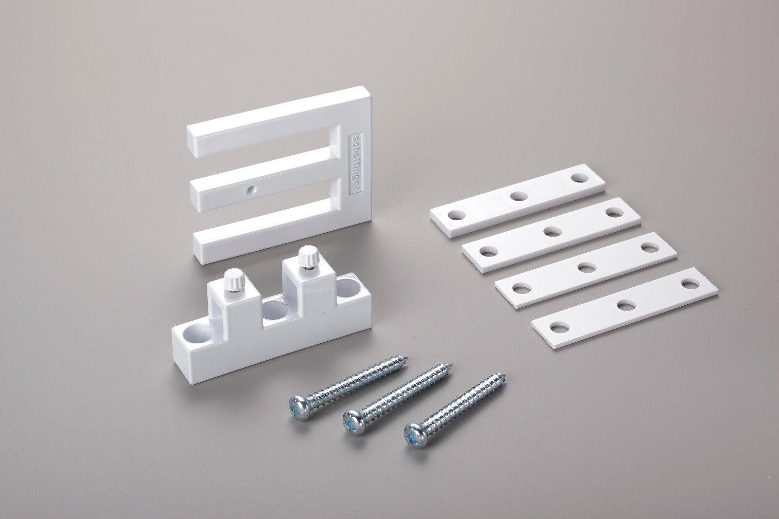 Scheffinger EM3, weiss, Fenstersicherung für Fenster oder Türen