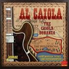 The Caiola Bonanza: Great Western Themes and Extra Bounties by Al Caiola (CD, Jul-2013, 2 Discs, Jasmine)