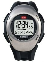 Mio Motion Fit Ekg-accurate Strapless Heart Rate Pedometer Calorie Watch