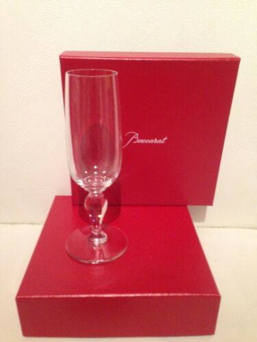 Baccarat Crystal Chalice Flute Baccarat Flute Crystal Baccarat