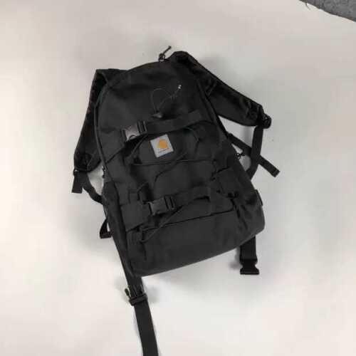 Carhartt Men/'s And Women/'s Backpack Cool Bag Skateboard Bag Travel