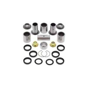 All-BALLS-Brazo-Basculante-Soportes-Del-Conector-Kit-para-Yamaha-Yz125-89-92