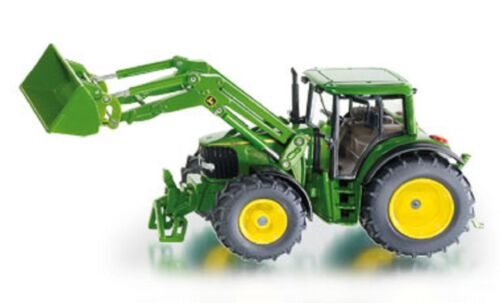 Siku JOHN DEERE mit FRONTLADER FARMER SERIE 1:32 NEU OVP 3652 Autos