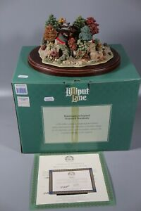 Lilliput-Lane-Large-Figurine-RARE-Reflections-Of-Jade-ltd-Ed