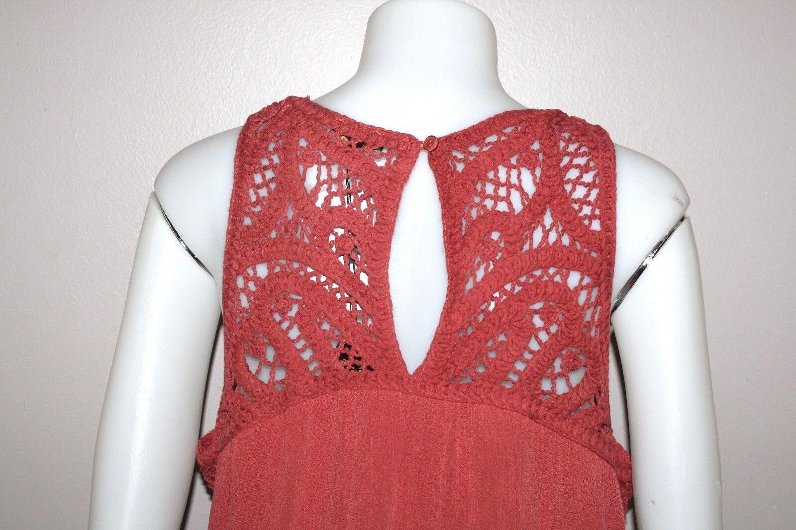 Cupio Women's Women's Women's High Low Shift Dress Size L 2c21ad