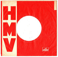 "HMV.X 3.""60's"" ORIG UK 7"" RECORD COMPANY SLEEVES.EX/VG+/VG+"