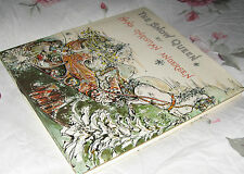 The Snow Queen  Hans Christian Andersen Art T. Pym  Myer evocative illustrations