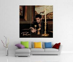 Image Is Loading DRAKE TAKE CARE GIANT WALL ART PICTURE PHOTO