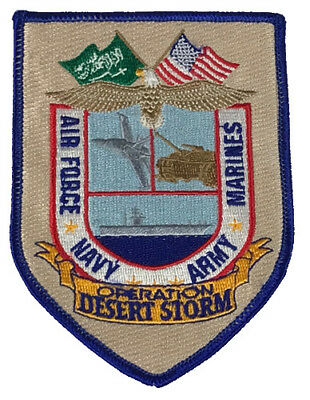Military Patches Air Force Gulf War Vet Service Ribbon Patch