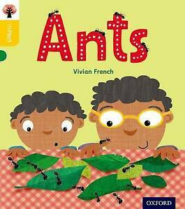 Oxford-Reading-Tree-Infact-Oxford-Level-5-Ants-by-Vivian-French-Paperback