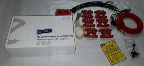 Originales de VW marderschreck 000054650j todos los modelos descarga eléctrica 100/% eficientes