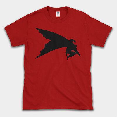 "BATMAN /""THE DARK KNIGHT RETURNS/"" T SHIRT Frank Miller Graphic Novel"