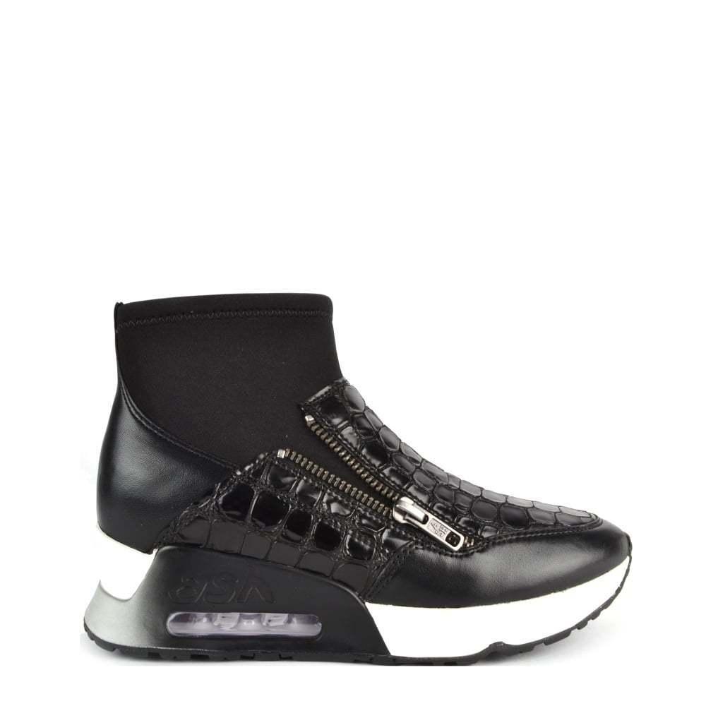 ASH Footwear LIU NERO NERO LIU DECORATO SPORTIVO 9cd587