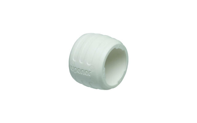 Uponor Q&e PEX Evolution Ring White 16mm (pack of 20) 1057453