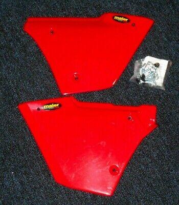HONDA ATC250ES BIG RED 250 ATC 250ES LEFT /& RIGHT RED REAR FENDERS 85-87