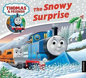 Thomas-amp-Friends-The-Snowy-Surprise-by-Egmont-UK-Ltd-Paperback-2010