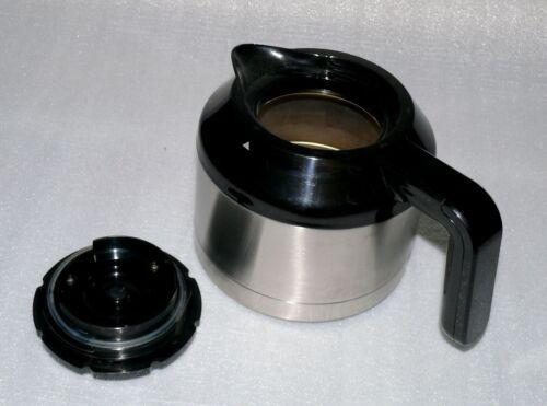 Ersatz Kaffee Thermoskanne Thermokanne Edelstahl Delonghi ICM 40T 15750 15740