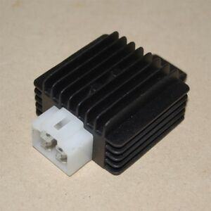 Used-Regulator-Rectifier-For-a-Motobi-Jump-50cc-Scooter