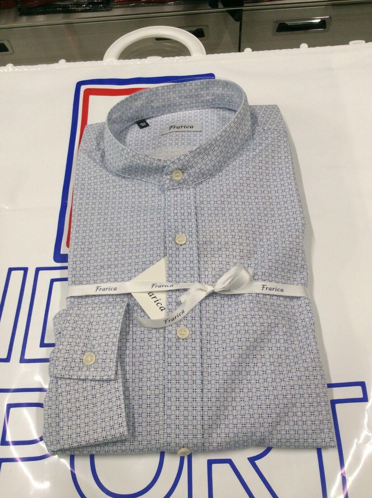 Herrenhemd Frarica Slim Fit Art. 139M B3TR020LW Farbe 60