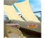 miniatura 2 - Tenda a vela quadrata ombreggiante mt 3, 4 o 5 mt telo ombra giardino parasole