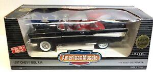 Ertl 1:18 American Muscle 1957 Chevy Bel Air