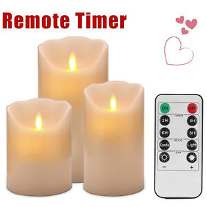 Flameless-Wax-Shape-LED-Flickering-Mood-Candle-Dancing-Batter-Lights-Decoration