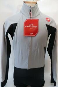 New Castelli Men s Alpha Wind Cycling Bike Jersey Long Sleeve Gore ... e48830718
