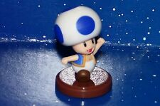 Furuta Choco Egg The Super Mario Collection # 14  Blue Toad