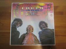 Cream In Gear Disraeli Lmt Box Signed Jack Bruce CD Book Eric Clapton NEW