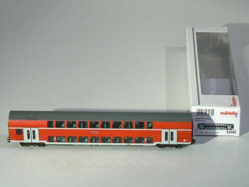Klasse DB Märklin H0 43585 Wagen 2 neu Doppelstock OVP