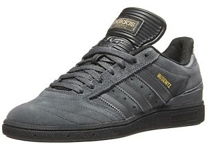 0dab17c21a282 adidas Busenitz Pro Skate Shoes - B22768 (Solid Grey/Core Black/Gold ...