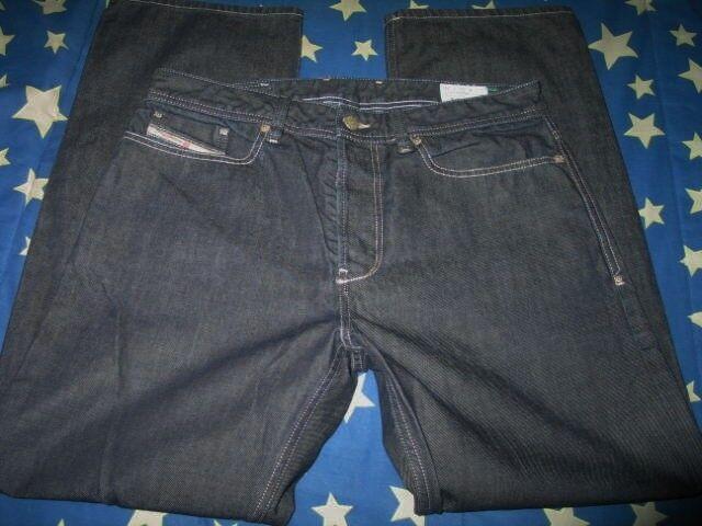 Diesel KORRIK Jeans Men's Boot Cut From ITALY Size 32x30