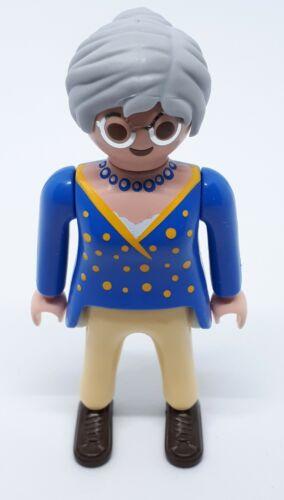 545253 Mujer anciana playmobil figura,figure  old woman