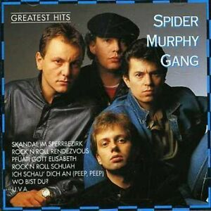 Spider-Murphy-Gang-Greatest-hits-16-tracks-1980-84-CD