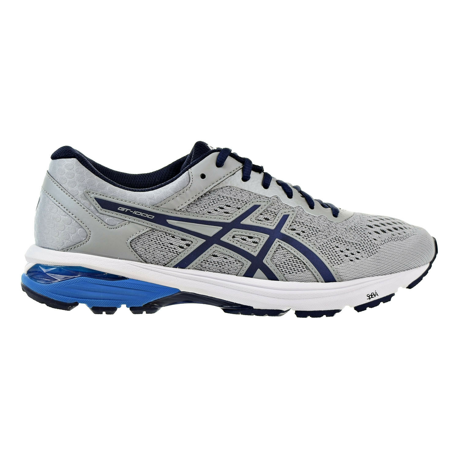 Asics GT-1000 6 Men's Blue Shoes Mid Grey/Peacoat/Directoire Blue Men's t7a4n-9658 934b69