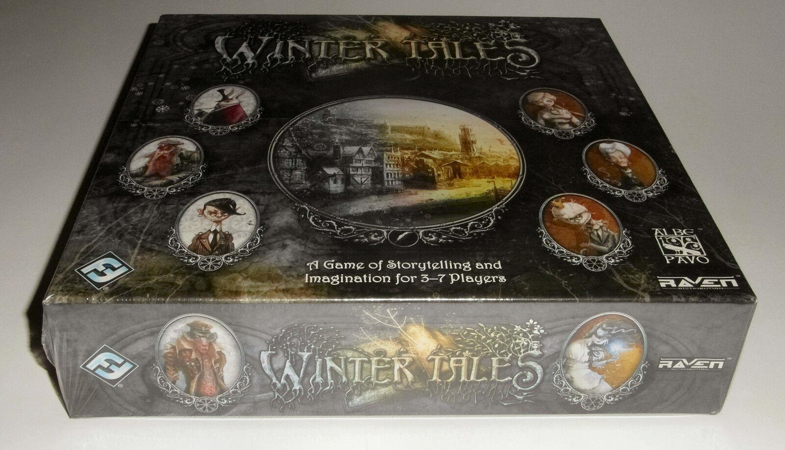 Superbe Noël sonné sonné, accueille les célébrations du nouvel Flight an Winter Tales-Fantasy Flight nouvel Games - 2014 9000eb