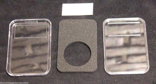 1 Slab Only Lighthouse QUICKSLAB 33mm Coin Display Slabs