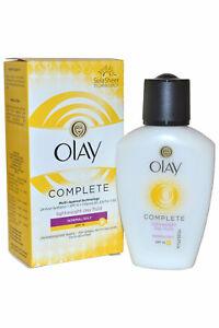 Olay-Essentials-Daily-Fluid-100ml-Normal-Oily-Skin-SPF15
