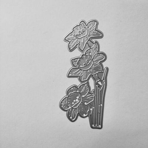 Flower Cutting Dies Stencil DIY Scrapbooking Album Stamp Paper Card Craft